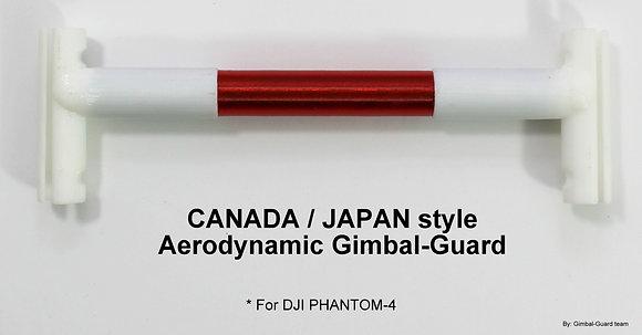 Country flags Phantom-4 Carbon-Fiber Gimbal-Guard