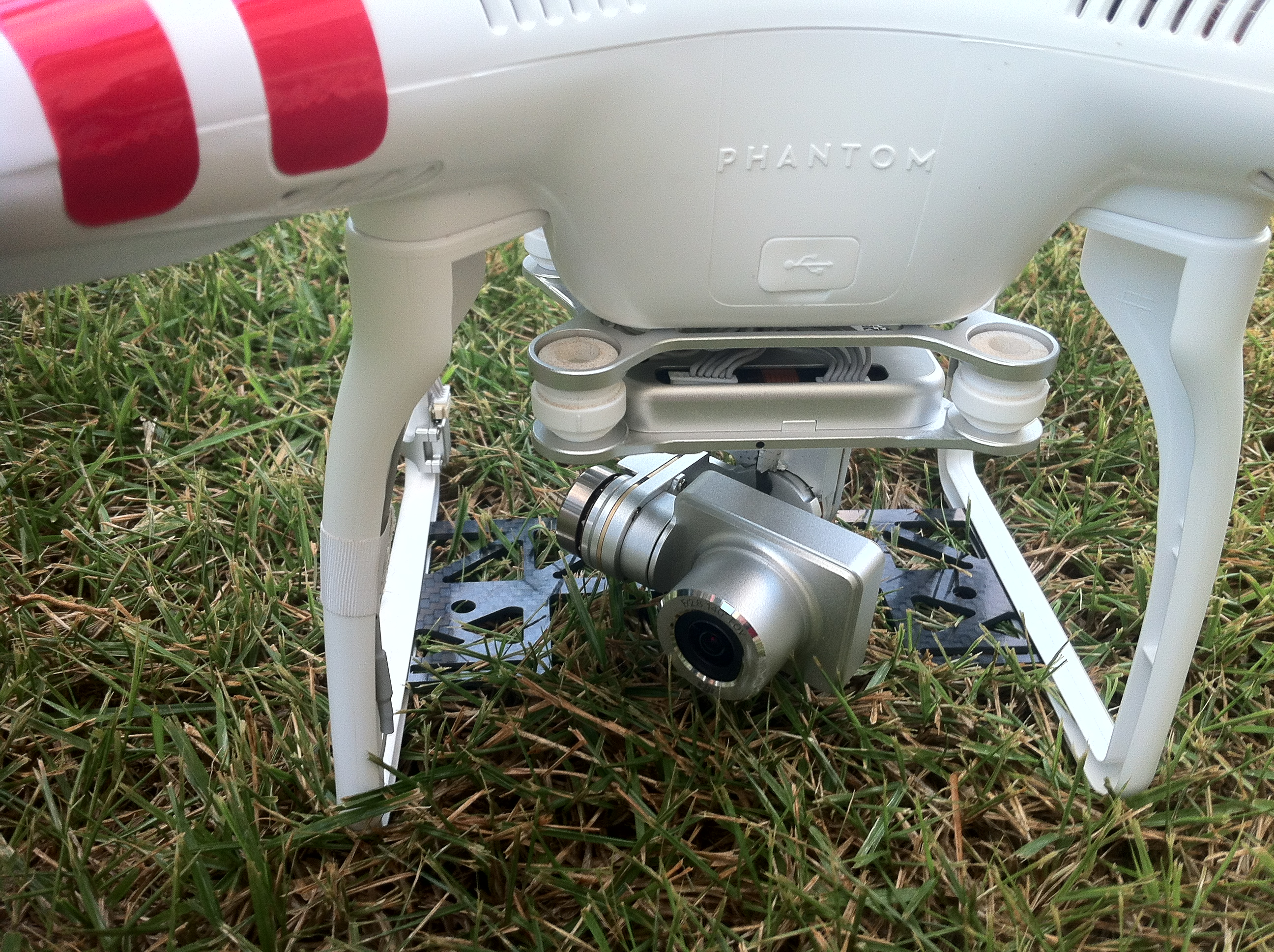 DJI Phantom 2 Vision+ Gimbal guard
