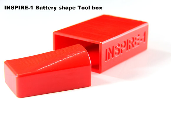 INSPIRE-1 battery shape TOOL BOX