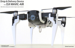 GGteam - Mavic drone fishing drop device062