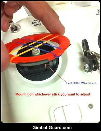 "DJI P2V+ Sticks Adjuster - Improve your ""YAW"" shot"