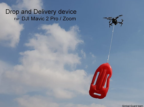 Drop & Delivery device for DJI Mavic 2 / Zoom