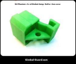 H3-3D Gimbal Clamp