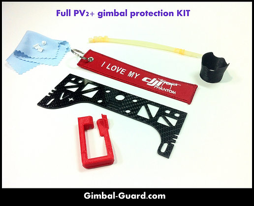 15cm/2mm Original Gimbal-Guard - KIT