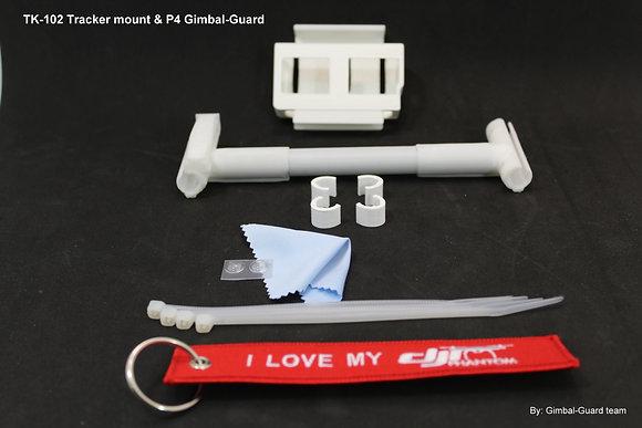 TK-102 Holder & Gimbal guard SET