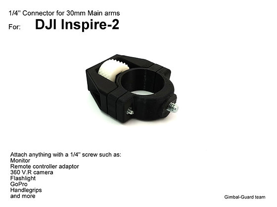 Monitor  /Remote controller mount for DJI Inspire 2