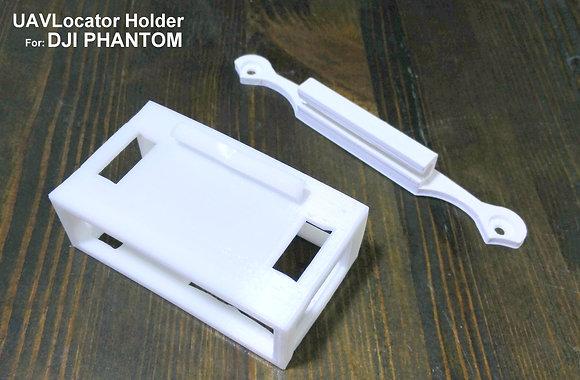 UAVLocator Holder for DJI Phantom (TPU rubber)