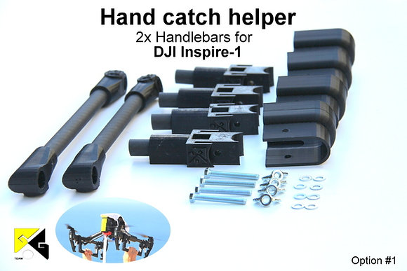 Hand catch Helper for INSPIRE-1