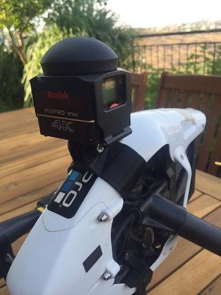 GoPro / Samsung 360 / Inspire1 Head Mount