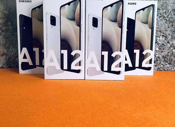 Samsung A12 (Novo)