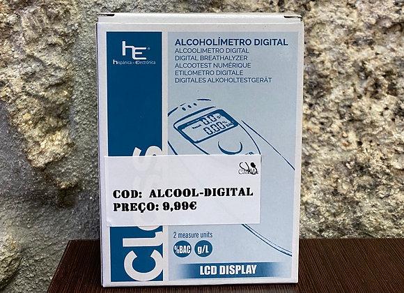 Alcoolimetro Digital