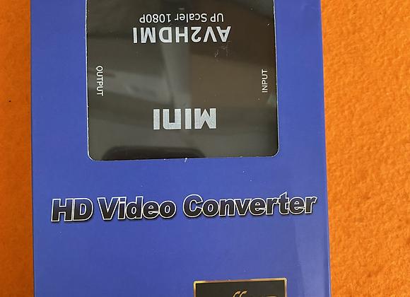 HD Vídeo Converter AV2HDMI