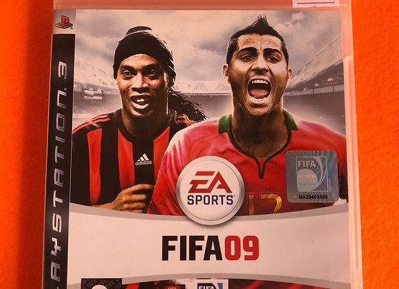 Jogo PS3 FIFA 09