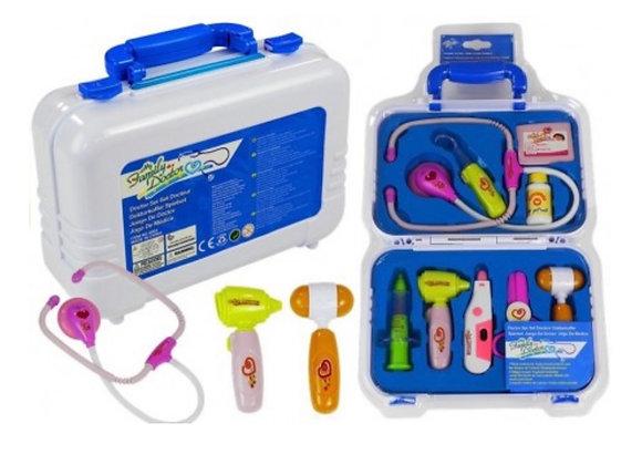 Brinquedo Kit Mala Médico