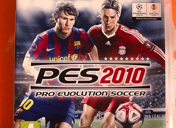 Jogo PS3 PES 2010