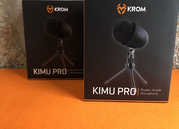 Microfone Kimu Pro KROM