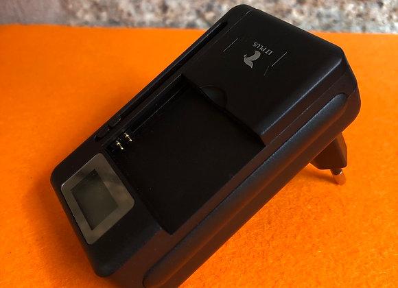 Carregador universal baterias