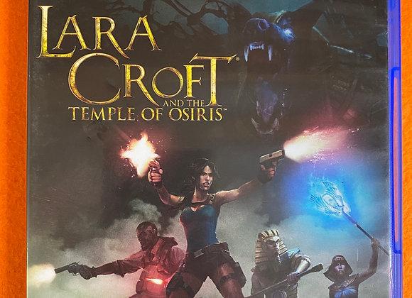 Jogo PS4 Lara Croft and the temple of Osiris