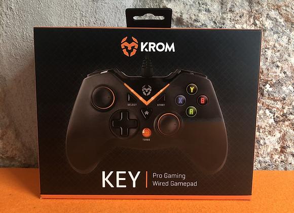 Comando KROM Key Pro Gaming
