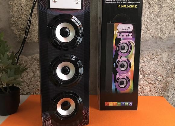 Coluna  de Karaoke