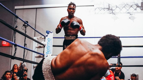 Undefeated At 6-0, Evan Holyfield Is Beginning To Take Boxing By Storm
