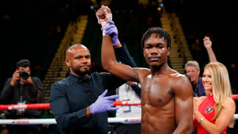 Evan Holyfield: Son of ring legend Evander following in his father's footsteps but vows to keep boxing and family separate