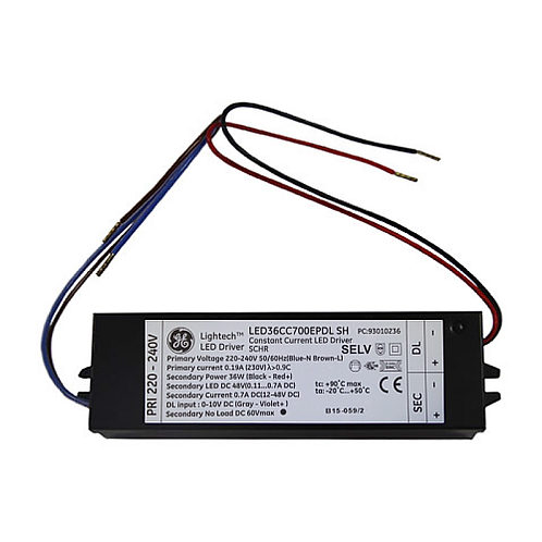 LED Drivers - 700mA 1-10V Dimmable