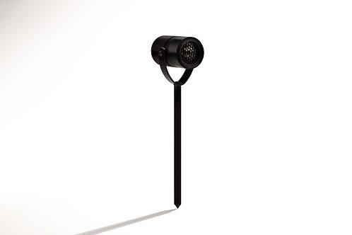 LuxR™ Modux 4W Spike Spot Black