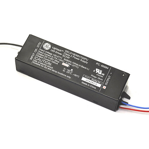 LED Drivers -LIGHTECH LED-18DC-700 DRIVER CONSTANT CURRENT POWER SUPPLY