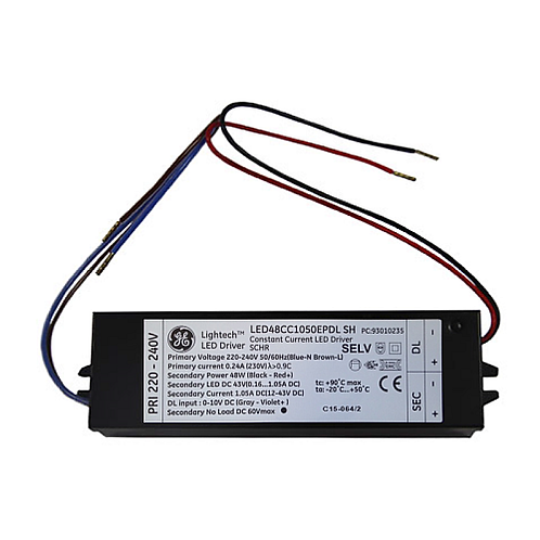 LED DRIVERS - 1050MA 1-10V Dimmable