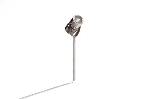 LuxR™ Modux 4W Spike Spot 316 Stainless Steel