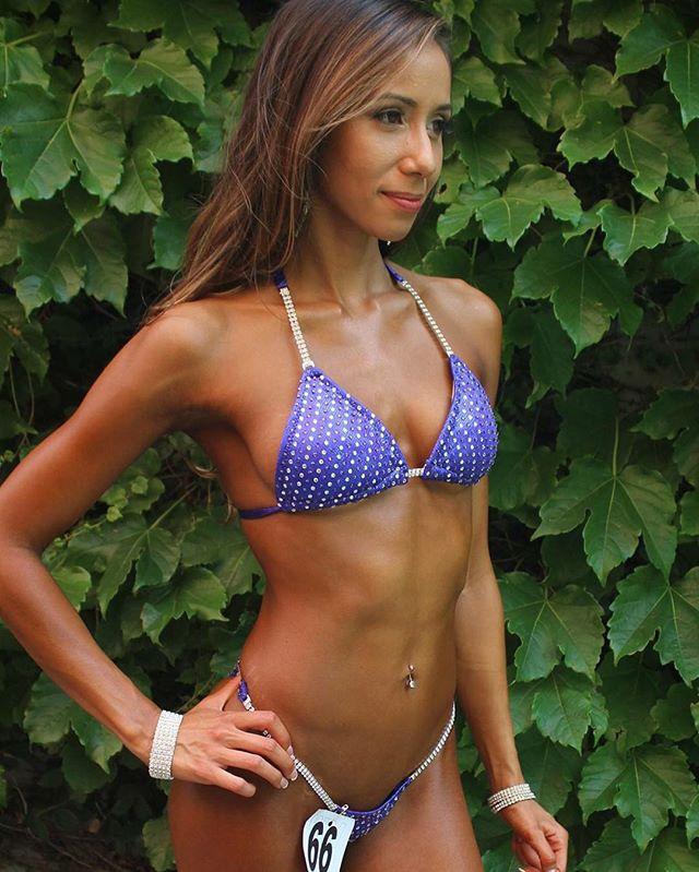 Opinion bikini tanning woman
