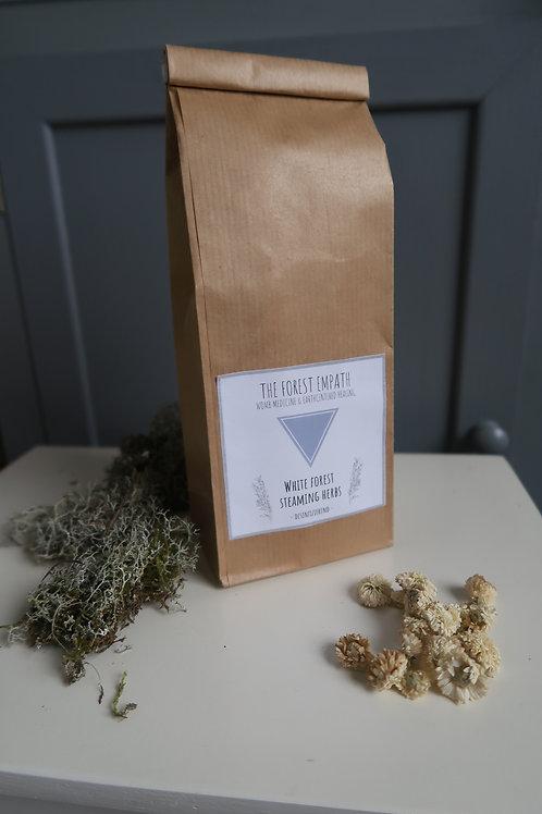 White Forest Herbs - Yoni Steaming Kräutermischung