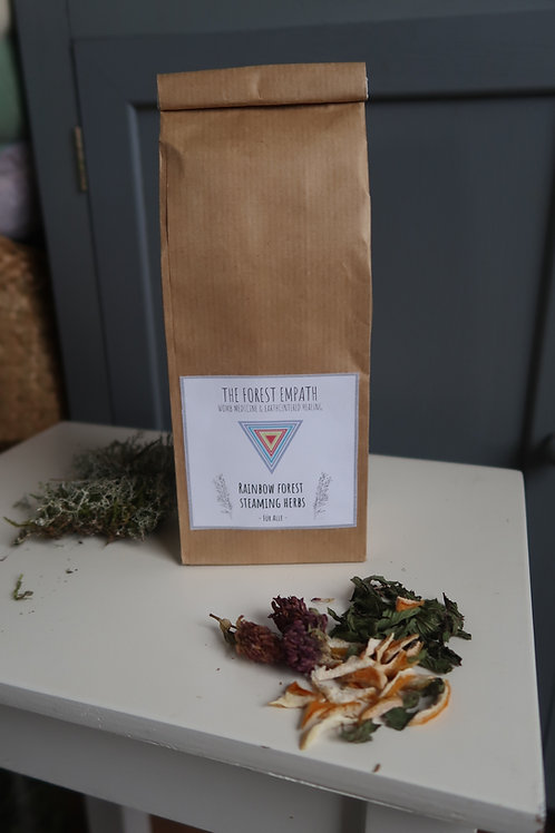 Rainbow Forest Herbs - Yoni Steaming Kräutermischung