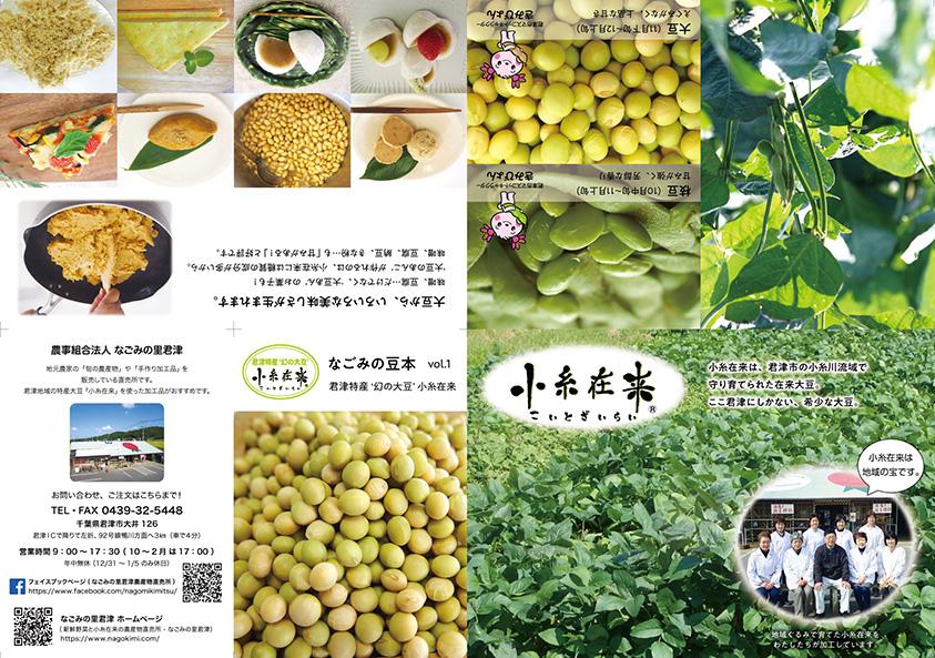なごみの豆本 vol.1 全面