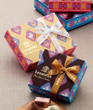 レオニダス 2012年 バレンタインギフトボックス