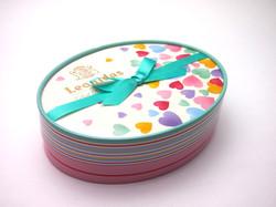 レオニダス バレンタインギフト 2012 数量限定パッケージ