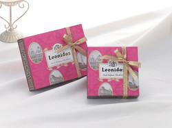 レオニダス バレンタインギフト 2013|創業100周年記念パッケージ