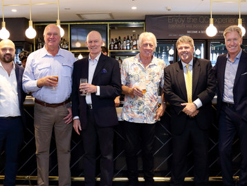 Brisbane: Captain's Club now supporting TCF