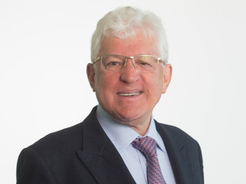 John McMurtrie AM, our new Patron