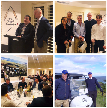 3rd Annual Golf Day Report