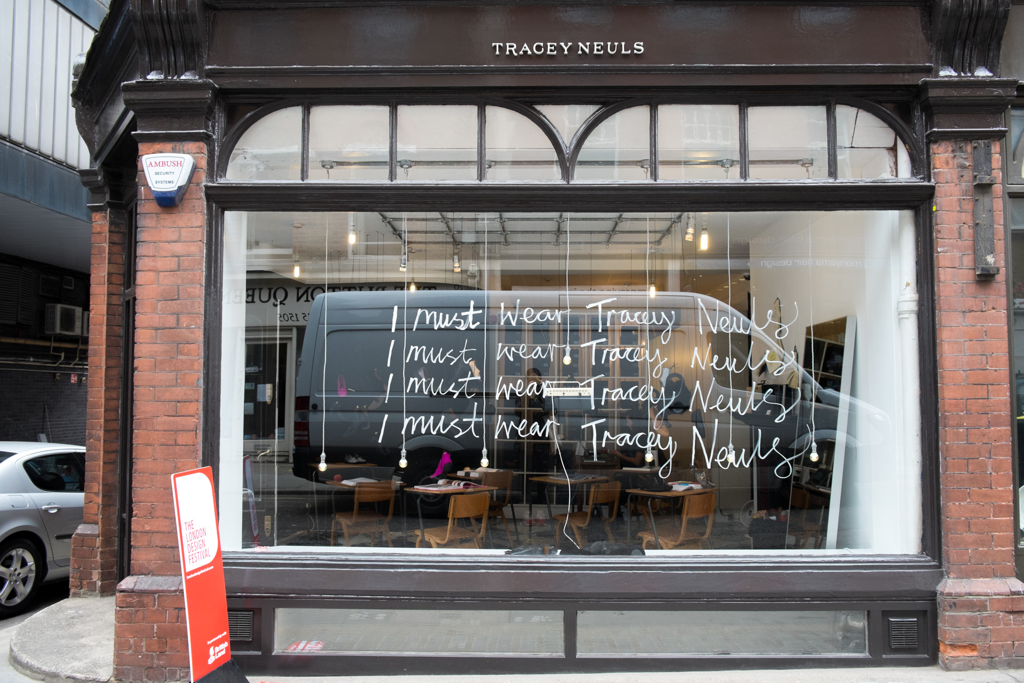 Tracey Neuls 'Back to School' AW16