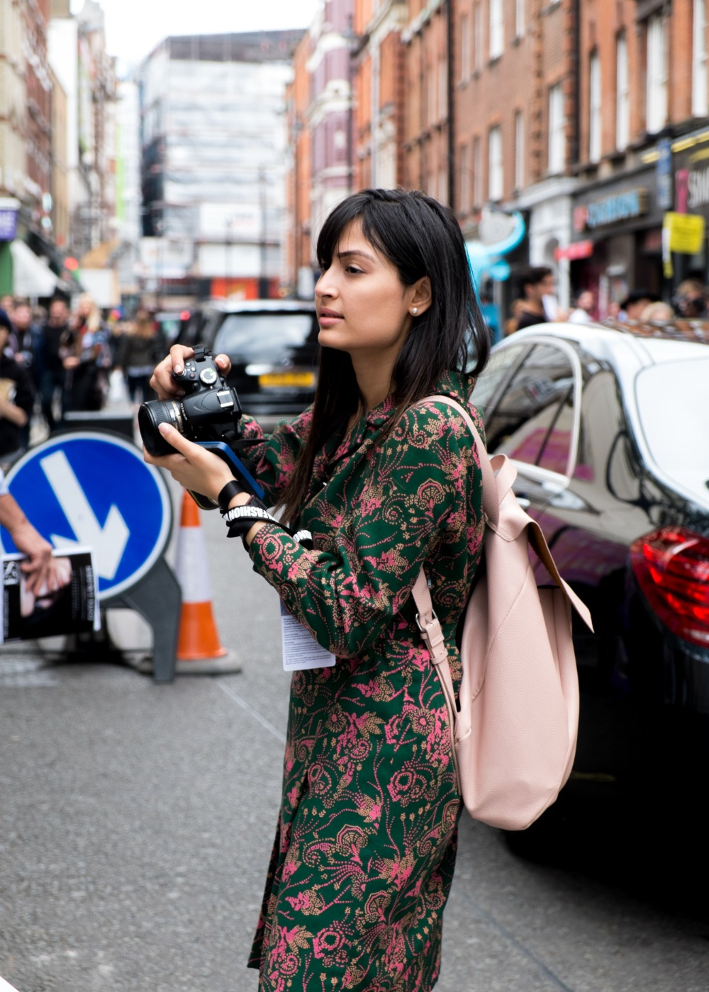 London Fashion Week SS17