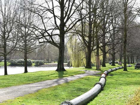 Pioenpark / Oliemuldersweg