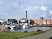 Damsterpad / Jachthaven