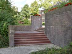 Kooykerplein / Petrus Campersingel / Wetering