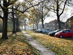 Oliemuldersweg / Pioenpark