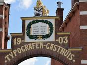Typografengasthuis / Petrus Campersingel