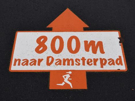 Damsterpad / Eemskanaal NZ