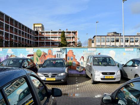 Damstersingel/Damsterdiep (achterzijde)